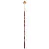 Princeton Velvetouch 3950 Series Brushes - Fan Size 10 x 0