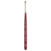 Princeton Velvetouch 3950 Series Brushes - Flat Shader Size 10 x 0