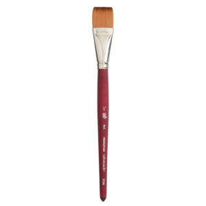Princeton Velvetouch 3950 Series Brushes - Wash Size 1 in