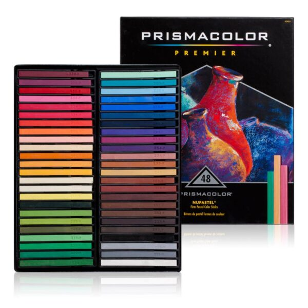 Prismacolor Nupastel Color Stick Sets - Set of 48 Colors