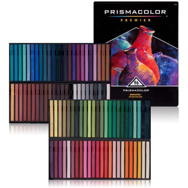 Prismacolor Nupastel Color Stick Sets - Set of 96 Colors