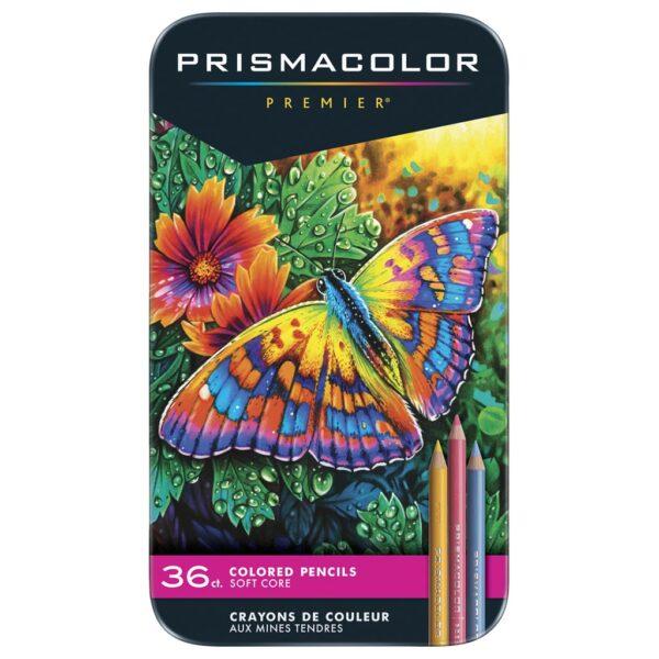 Prismacolor Premier Colored Pencil Sets - Set of 36 Colors