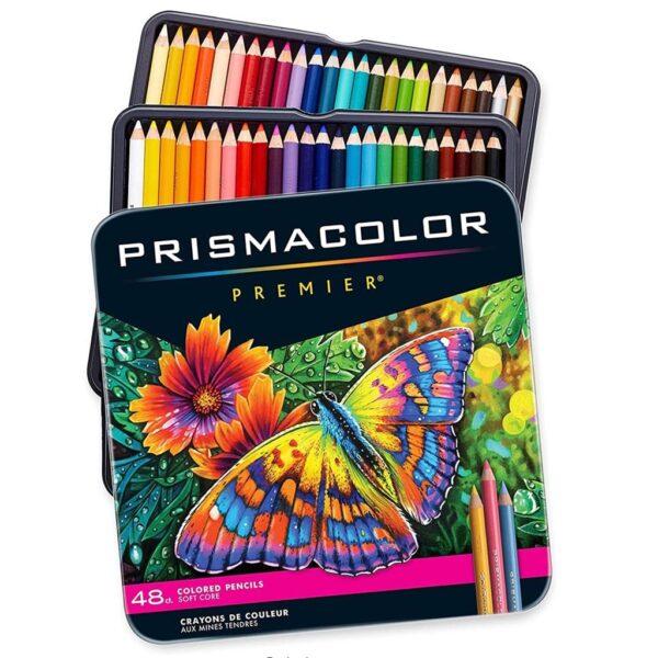 Prismacolor Premier Colored Pencil Sets - Set of 48 Colors