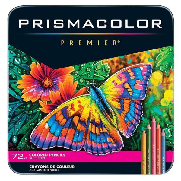 Prismacolor Premier Colored Pencil Sets - Set of 72 Colors
