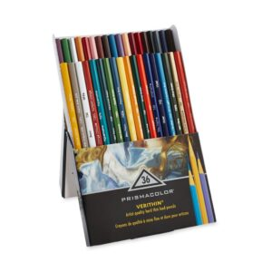 Prismacolor Verithin Colored Pencil Sets - Set of 36 Colors
