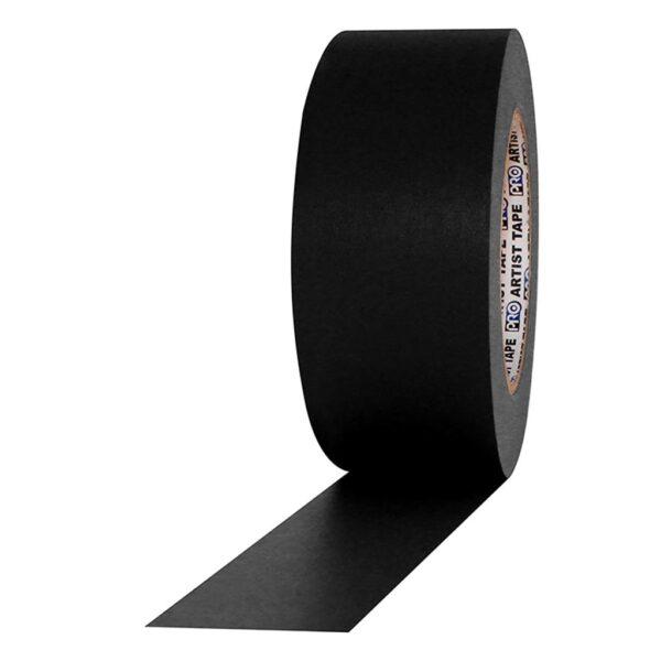 Pro Artist Tape - Black 2 in x 60 Yds