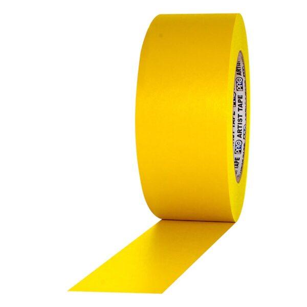 Pro Artist Tape - Yellow 1 in x 60 Yds