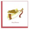 Quilled Christmas Angel Card