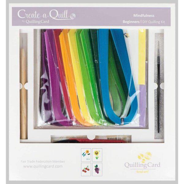 Quilled Beginner Kit Fruit Floral
