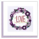 LV204 Love Wreath