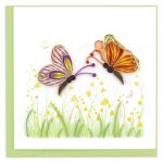 BL957 Two Butterflies