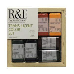 R & F Encaustic Translucent Color Set