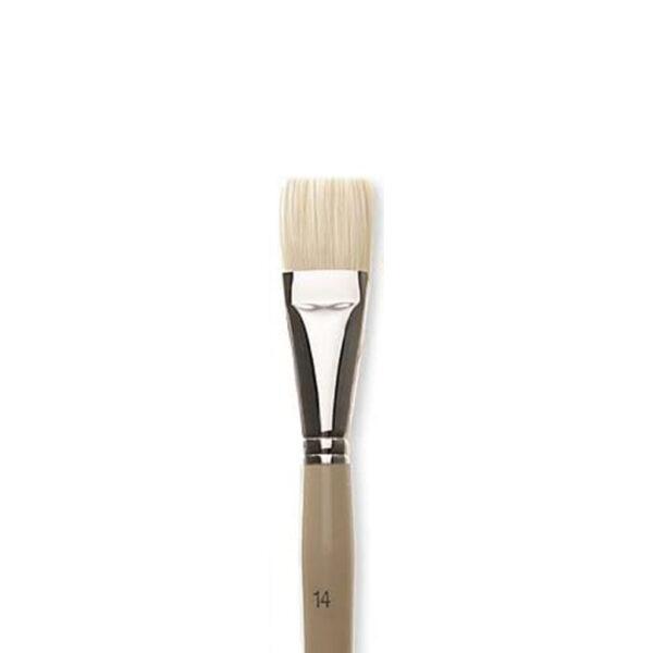 Robert Simmons Signet Bristle Brushes - Long Handle 40 Bright Sz 24