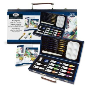Royal Acrylic Painting Set 25 Piece
