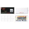 Sakura Koi Watercolor Pocket Field Sketchbox 60 Pan W/ 2 Brush