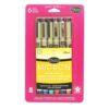 Sakura Pigma Micron Pen Sets - Assorted Set of 6