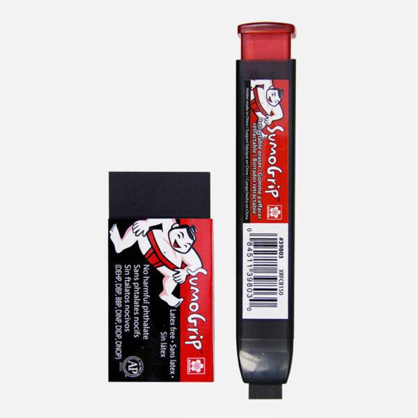 Sakura Sumo Grip Premium Erasers