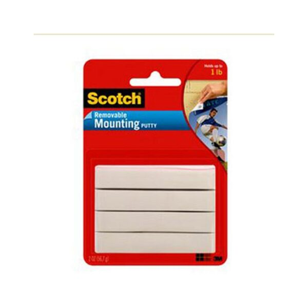 Scotch Mounting Putty Removable