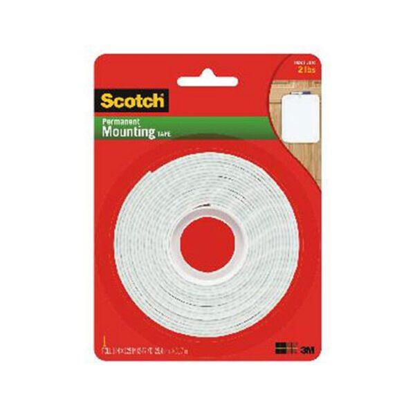 Scotch. Mounting Tape Permanent