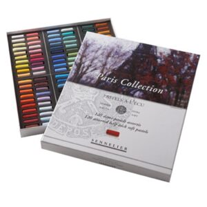 Sennelier Half Stick Soft Pastel Sets - Assorted Set of 120
