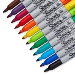 Sharpie Classic Fine Markers