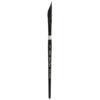 Silver Brush Black Velvet Brushes - Dagger Striper Sz 3/8 in