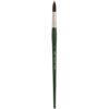 Silver Brush Ruby Satin Synthetic Brushes - Round Sz 12