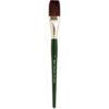 Silver Brush Ruby Satin Synthetic Brushes - Stroke Sz 1 in