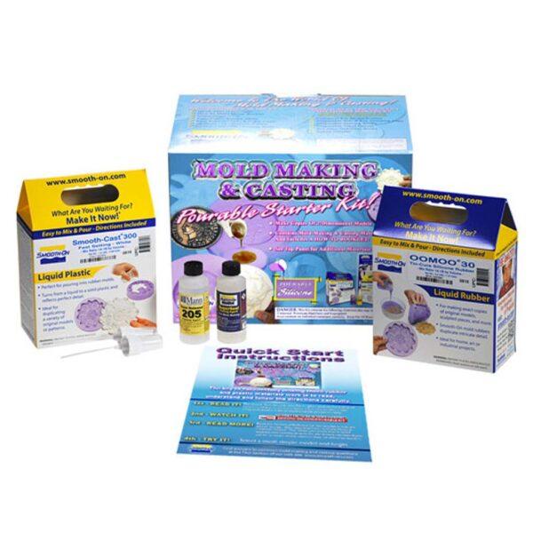 Smooth-On Starter Kits