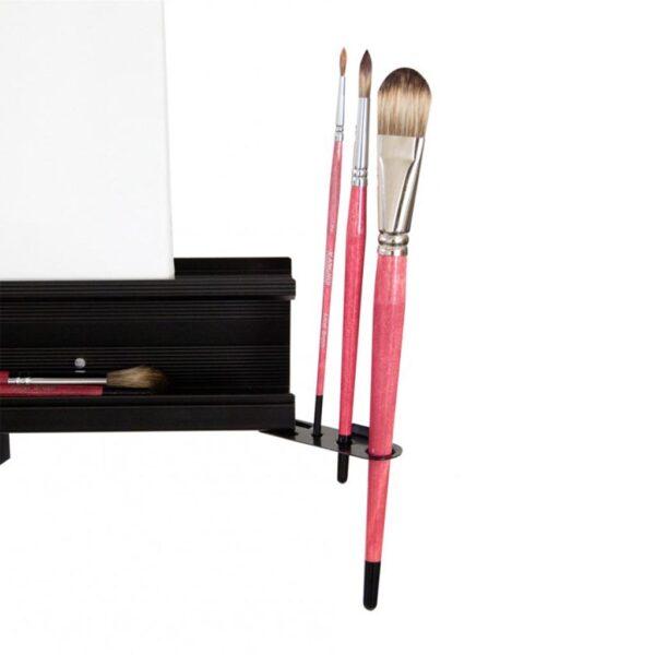 Soho Aluminum Studio Easel Brush Holder