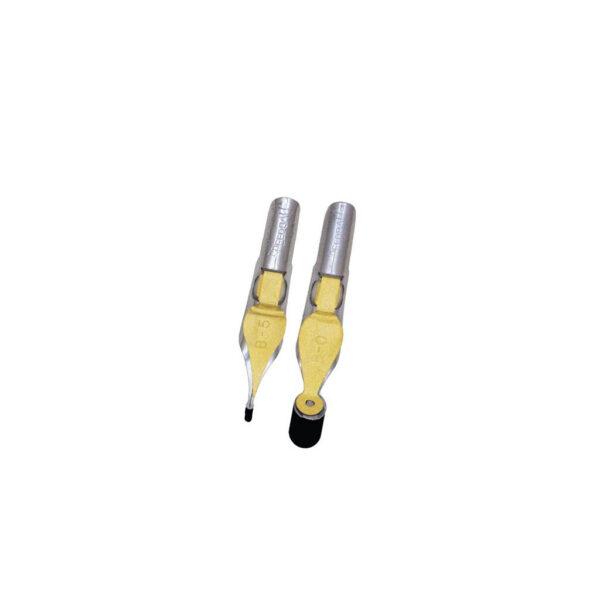 Speedball B Series Pen Nibs - B0 Round 2 Per Card