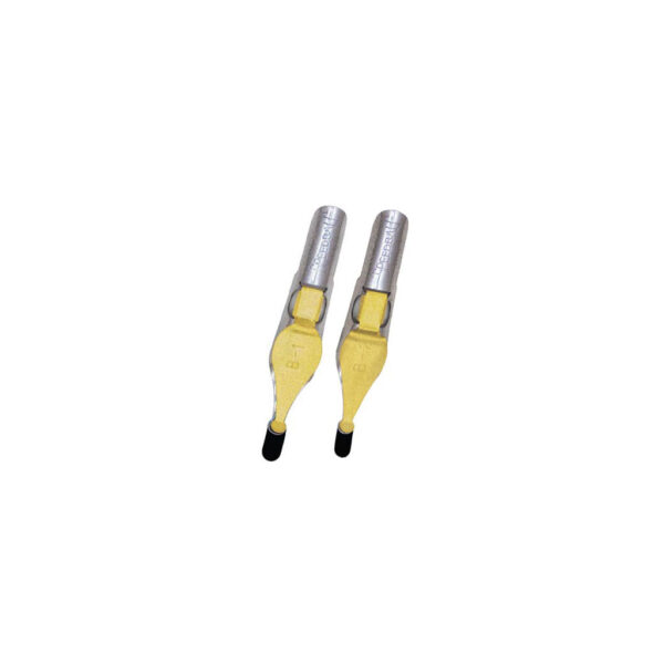 Speedball B Series Pen Nibs - B1/B2 Round 2 Per Card