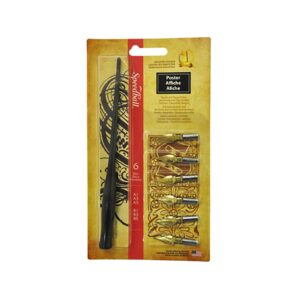 Speedball Drawing and Lettering Pen Sets - Poster