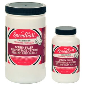 Speedball Screen Filler