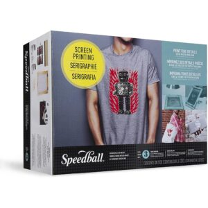 Speedball Screen Printing Kit Advanced All In One