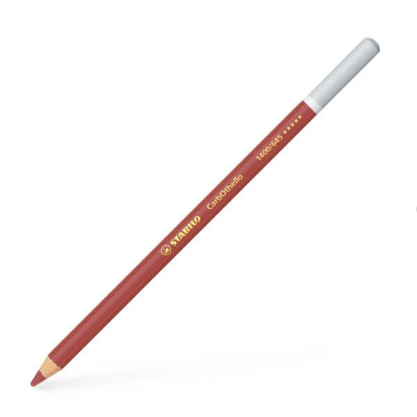 Stabilo CarbOthello Pastel Pencils - Caput Mortuum Red 645