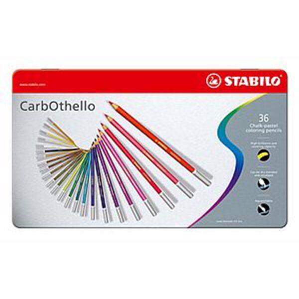 Stabilo Carbothello Pastel Pencil Set of 36