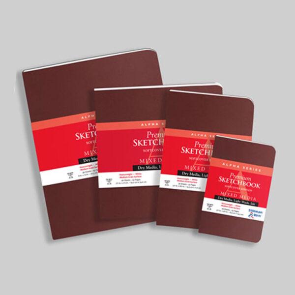 Stillman and Birn Alpha Premium Sketchbooks