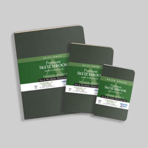 Stillman and Birn Delta Premium Sketchbooks