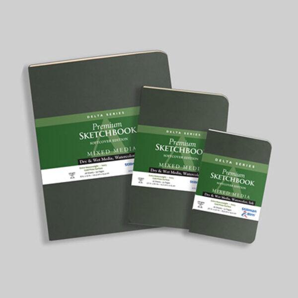 Stillman and Birn Delta Premium Sketchbooks