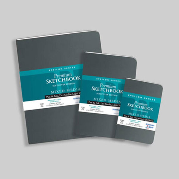 Stillman and Birn Epsilon Premium Sketchbooks