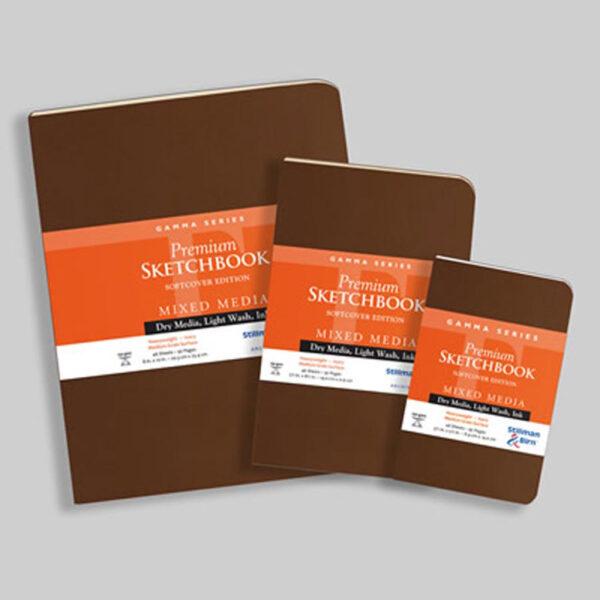 Stillman and Birn Gamma Premium Sketchbooks