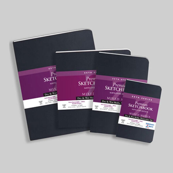 Stillman and Birn Zeta Premium Sketchbooks