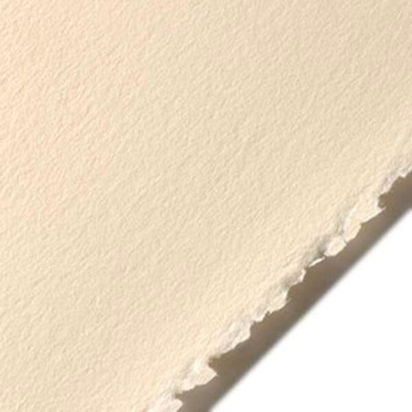 Legion Stonehenge Papers - Cream 22 x 30 in 2 Deckles 250gsm (90lb)