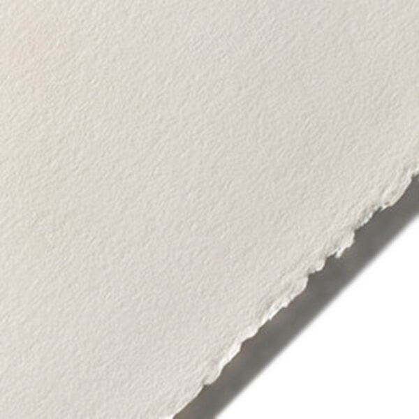 Legion Stonehenge Papers - Pearl Gray 22 x 30 in 2 Deckles 250gsm (90lb)