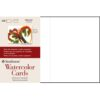 Strathmore Art Surface Greeing Cards - Watercolor Pack of 100 5 x 7 in