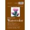 Strathmore 400 Series Watercolor Pads - 5.5 x 8.5 in Cold Press 300gsm (140lb)