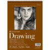 Strathmore 400 Series Drawing Paper - 9 x 12 in Medium Surface 130gsm (80lb)