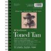 Strathmore 400 Series Toned Sketch Paper - Tan 5.5 x 8.5 in 118gsm (80lb)