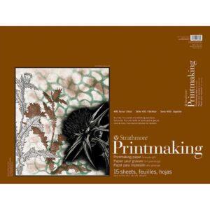 Strathmore 400 Series Heavyweight Printmaking - 18 x 24 in Medium Surface 280gsm (104lb)